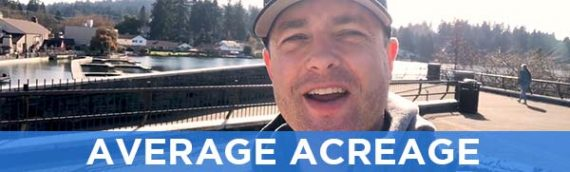 Average Acreage