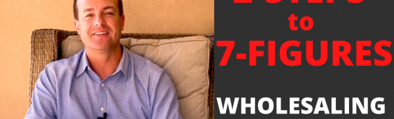Replay available! My 2-Step, 7-Figure Land Wholesale Strategy