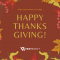 Happy Thanks Giving!